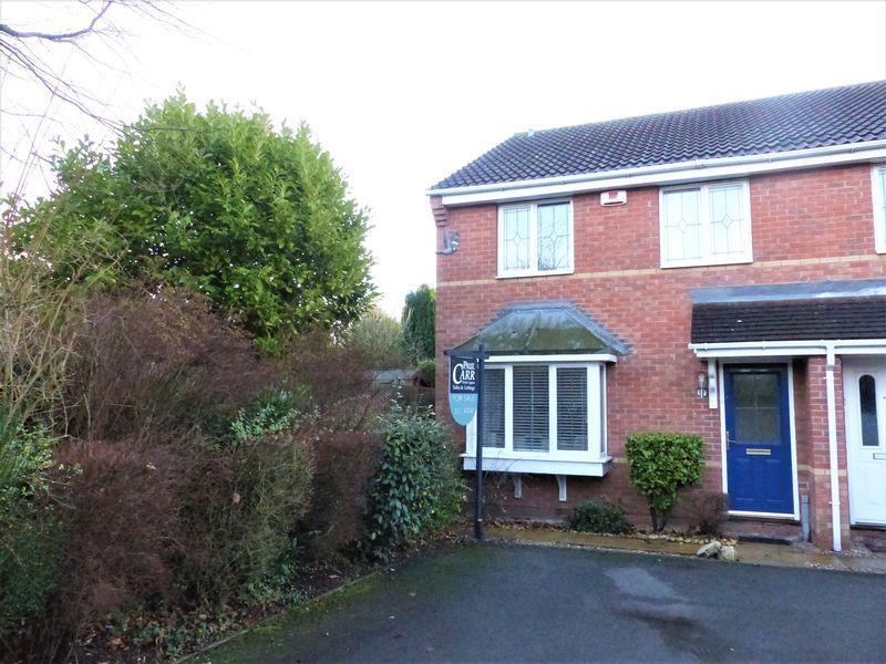 3 Bedrooms Semi Detached House for sale in Warren House Walk, Sutton Coldfield