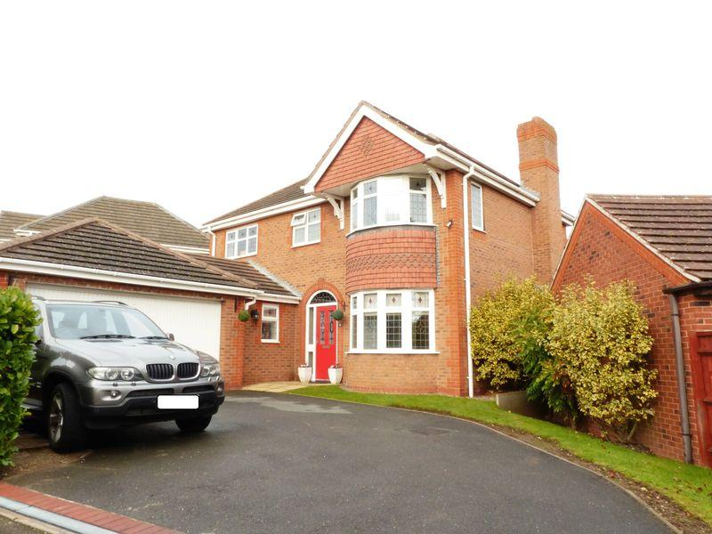 4 Bedrooms Detached House for sale in Field Maple Road, Streetly