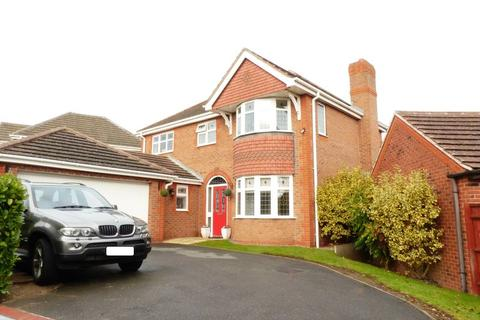 4 bedroom detached house for sale - Field Maple Road, Streetly