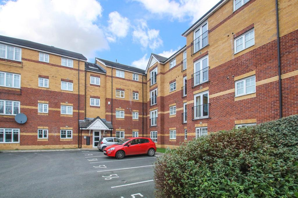1 Bedroom Apartment Flat for sale in Little Bolton Terrace, Salford, Greater Manchester, M5