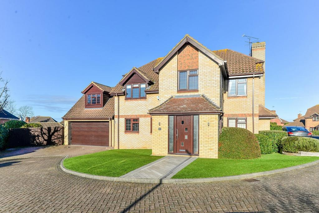 4 Bedrooms Detached House for sale in Maple Close, Pulloxhill, MK45