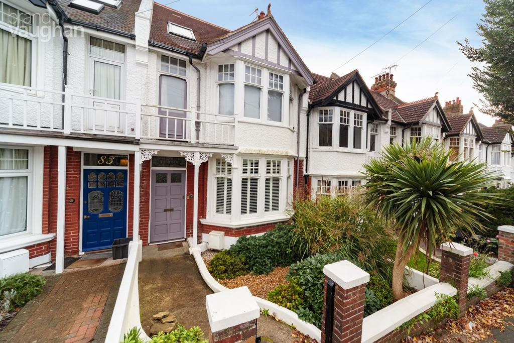 5 Bedrooms Terraced House for sale in Wilbury Crescent, Hove, BN3