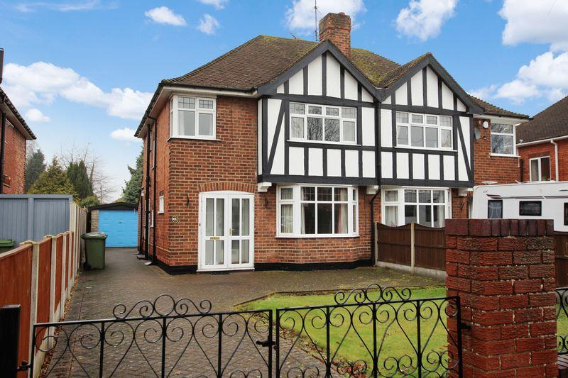 3 Bedrooms Semi Detached House for sale in 28 Western Avenue, Lincoln