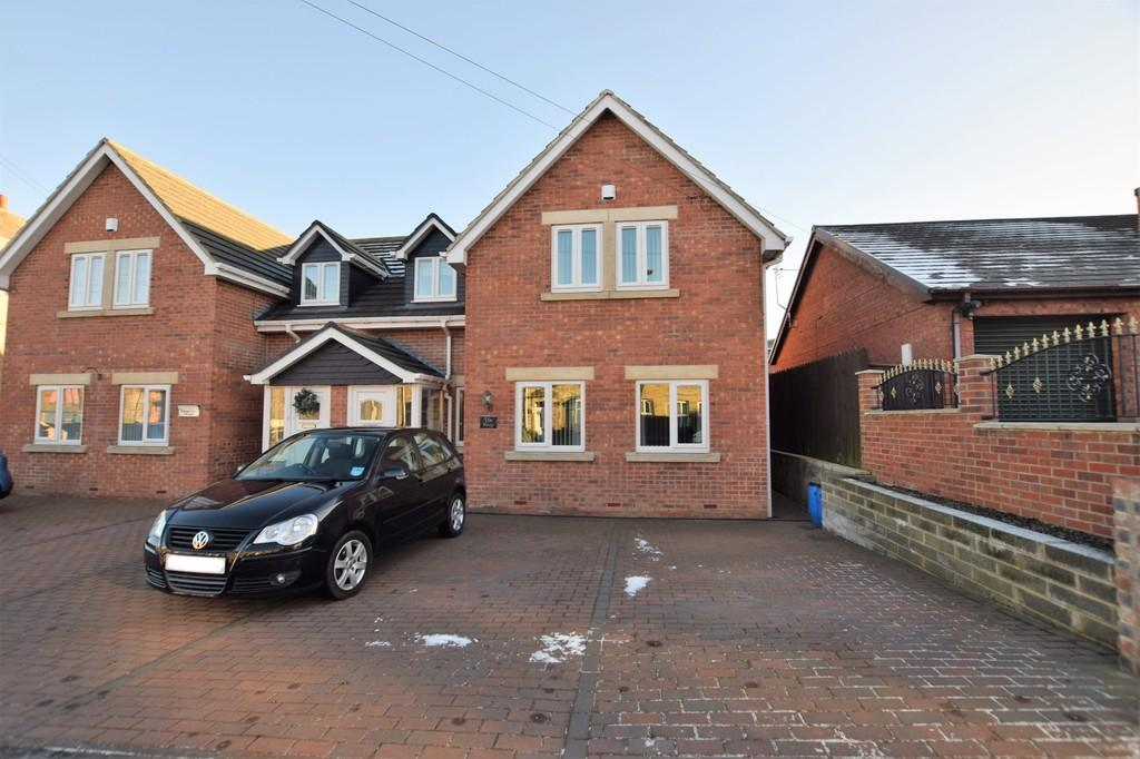 3 Bedrooms Semi Detached House for sale in The Keep, Front Street, Dipton
