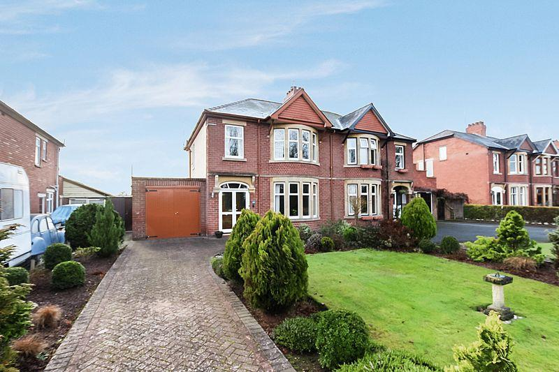 3 Bedrooms Semi Detached House for sale in NORTH-WEST CITY