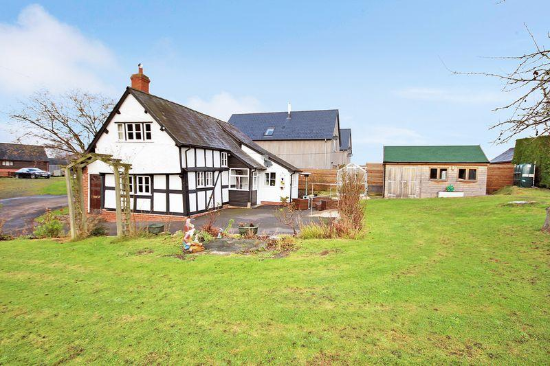 3 Bedrooms Unique Property for sale in STAUNTON ON WYE