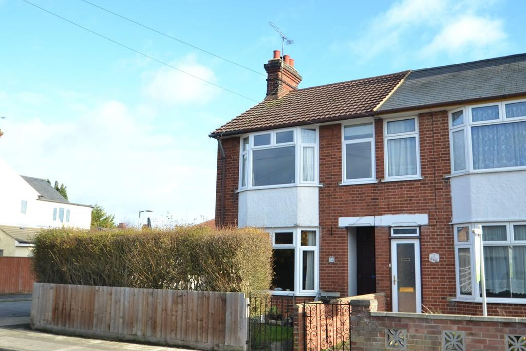 3 Bedrooms End Of Terrace House for sale in Britannia Road, Ipswich, IP4 5LD