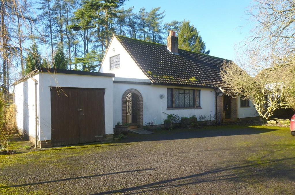 2 Bedrooms Detached Bungalow for sale in Cannards Grave Road, Shepton Mallet