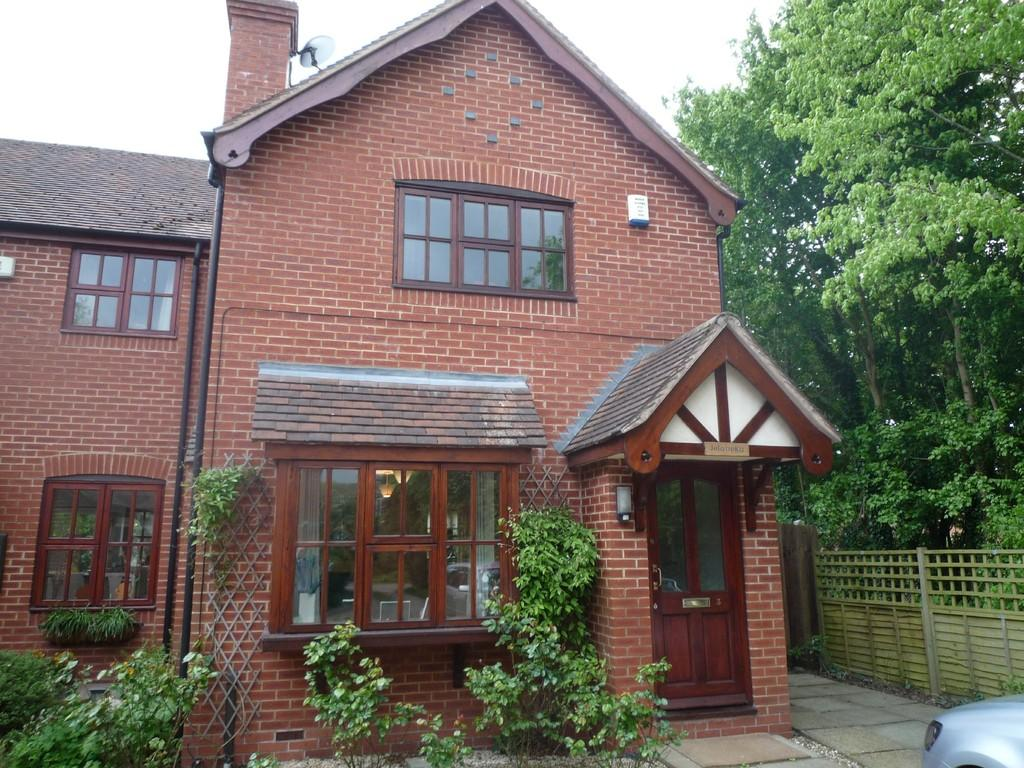 2 Bedrooms Semi Detached House for rent in Shelly Lane, Monkspath, Solihull