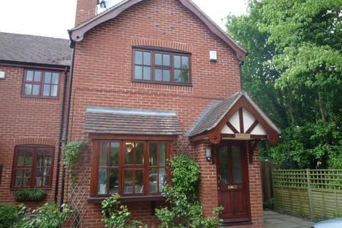2 bedroom semi-detached house to rent - Shelly Lane, Monkspath, Solihull