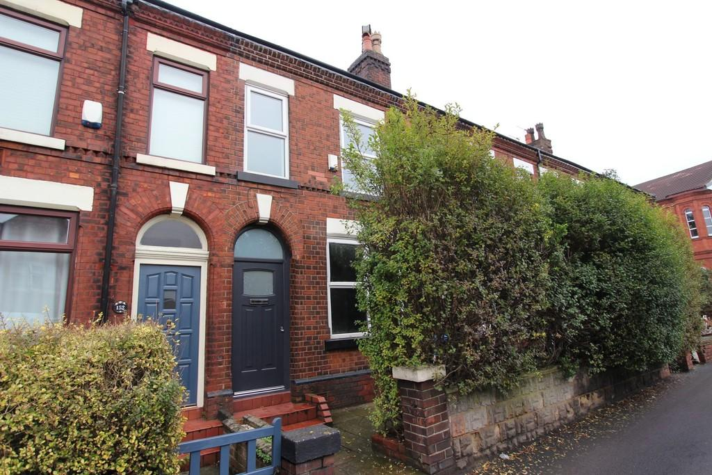 3 Bedrooms Terraced House for sale in Manchester Road, Heaton Norris