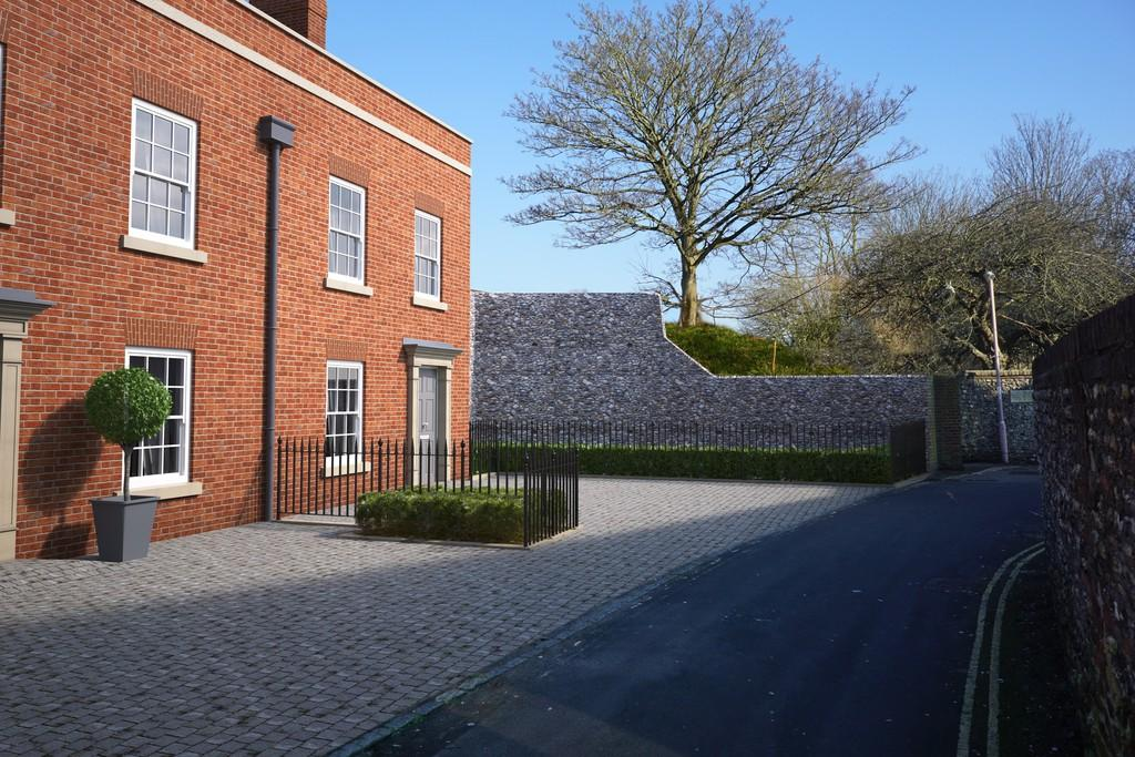 4 Bedrooms Town House for sale in North Street, Chichester