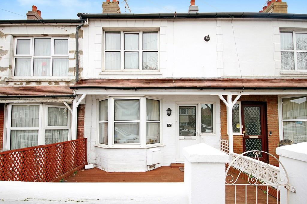 2 Bedrooms Terraced House for sale in Ham Road, Worthing BN11 2QS
