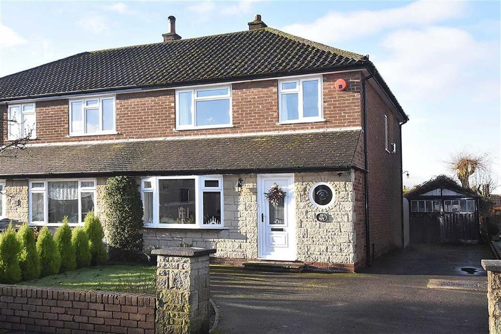 3 Bedrooms Semi Detached House for sale in Barnfield Road, Bollington