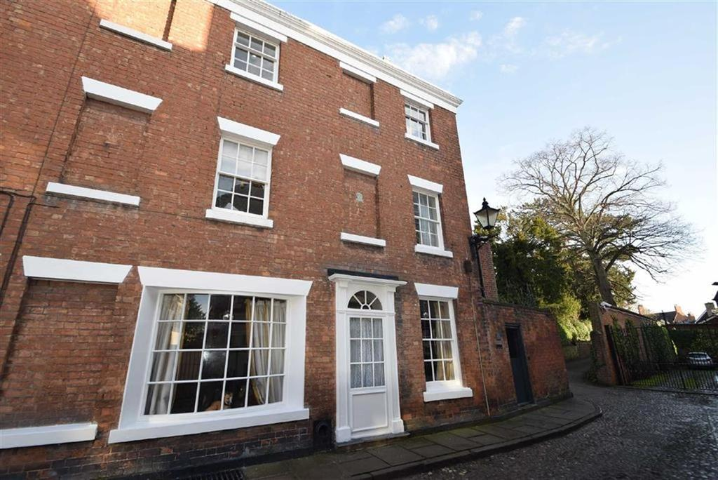4 Bedrooms Town House for sale in Swan Hill Court, Swan Hill, Shrewsbury
