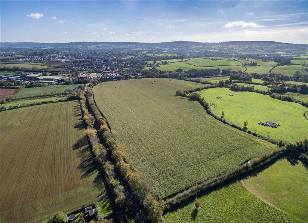 Land Commercial for sale in Malthouses, Tonedale, Wellington, Somerset, TA21