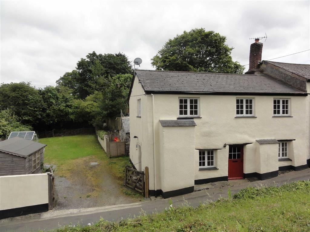 3 Bedrooms Detached House for sale in Netherton Hill, Drewsteignton, Exeter, Devon, EX6