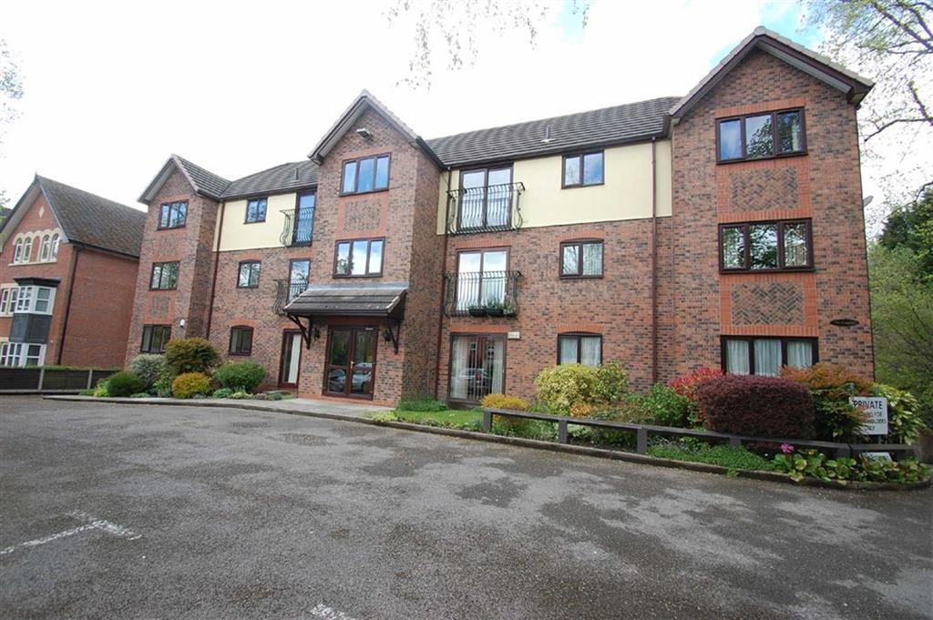 2 Bedrooms Flat for sale in The Coppice, Bramhall, Cheshire