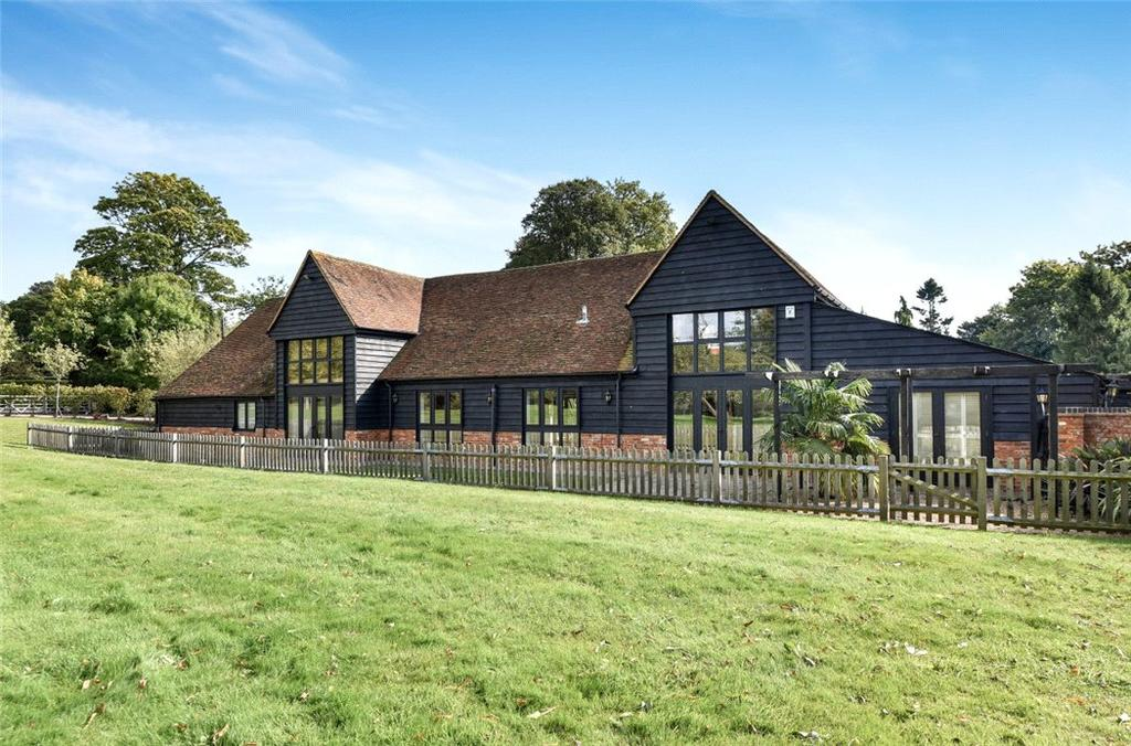 6 Bedrooms Detached House for sale in Farnham Park Lane, Farnham Royal, Buckinghamshire, SL2