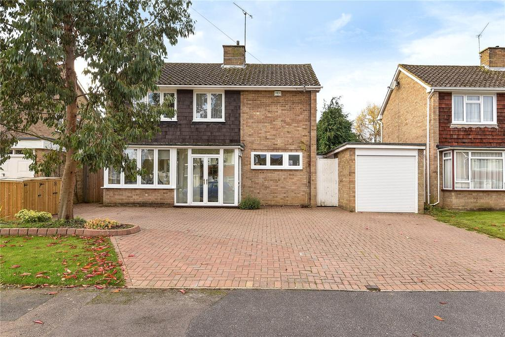 4 Bedrooms Detached House for sale in Hayse Hill, Windsor, Berkshire, SL4