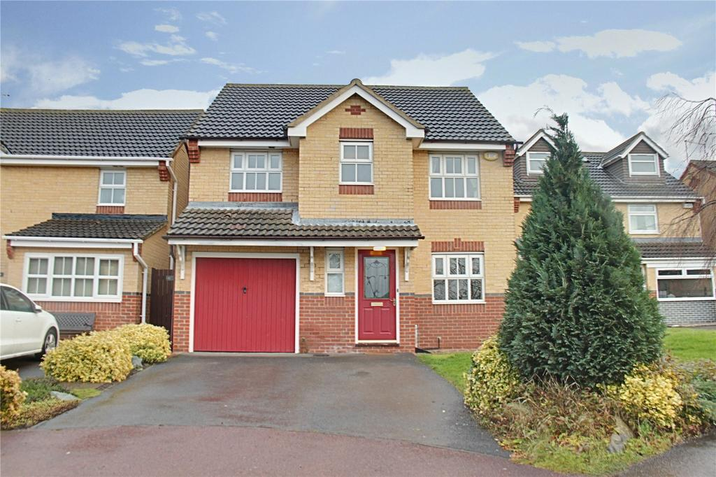 4 Bedrooms Detached House for sale in Irthing Close, Ingleby Barwick