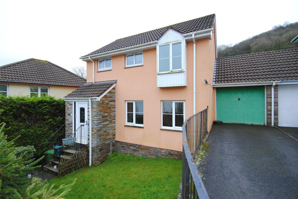 3 Bedrooms Detached House for sale in Langleigh Park, Ilfracombe