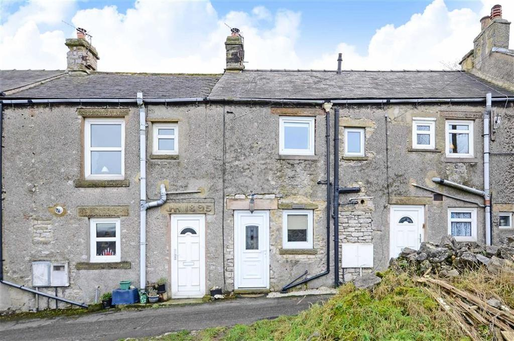 2 Bedrooms Terraced House for sale in Paw Marques, Hill Head, Bradwell, Hope Valley, Derbyshire, S33