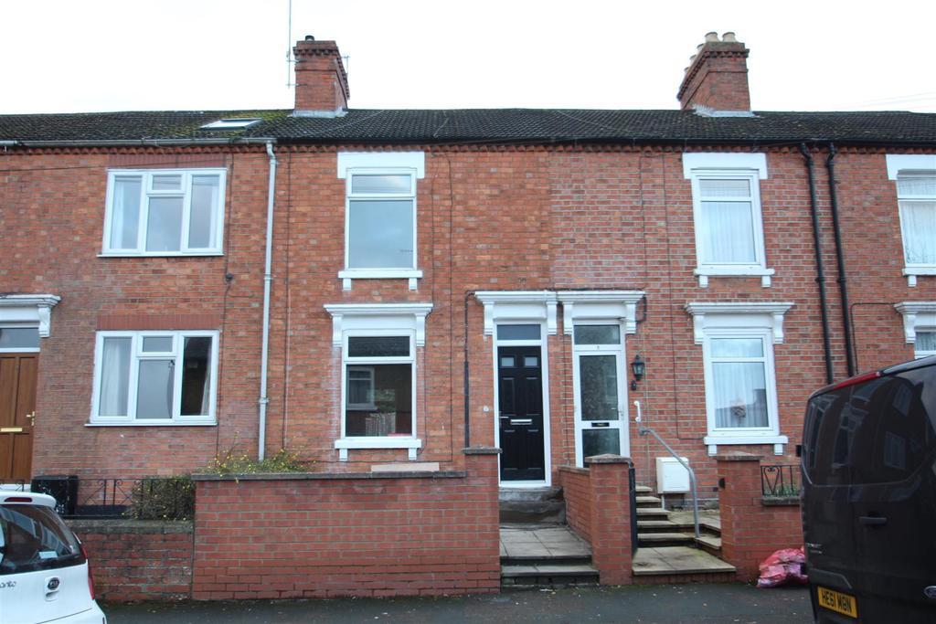 2 Bedrooms Terraced House for sale in Harwood Street, New Bradwell, Milton Keynes