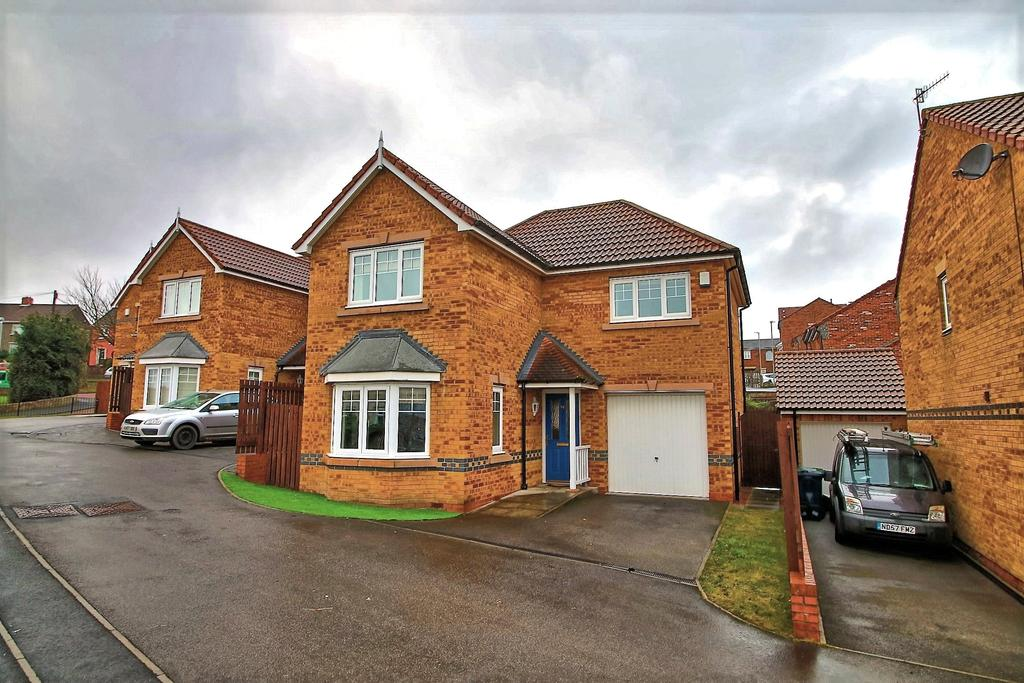 3 Bedrooms House for sale in Blaydon