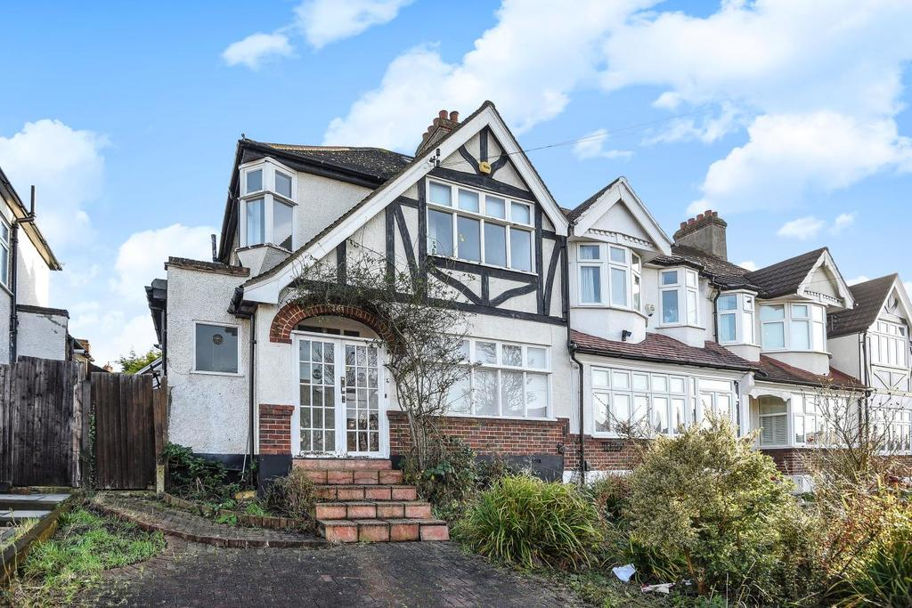 3 Bedrooms Semi Detached House for sale in Glanfield Road, Beckenham