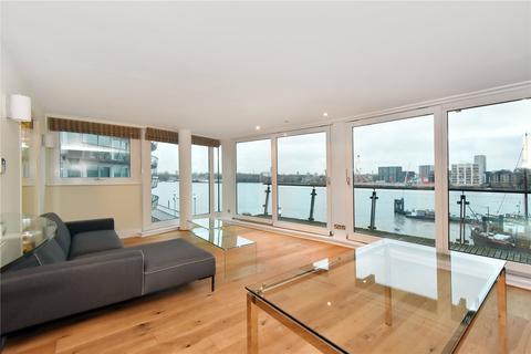 2 bedroom flat to rent - Cinnabar Wharf West, 22 Wapping High Street, London, E1W