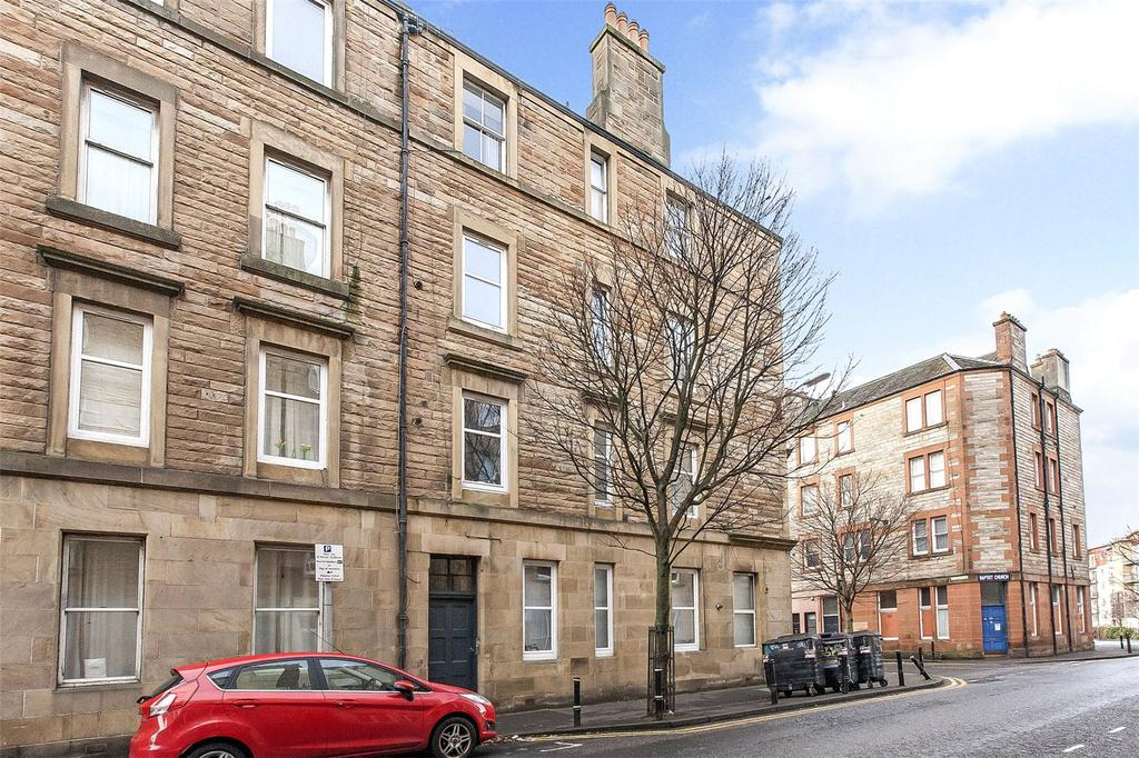 1 Bedroom Flat for sale in 42/5 Brunswick Road, Edinburgh, EH7