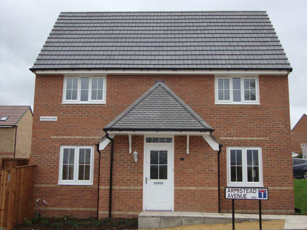 3 Bedrooms Detached House for rent in Armistead Avenue, Brinsworth, S60 5FP