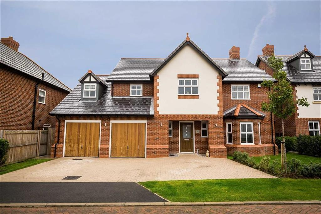 5 Bedrooms Detached House for sale in Crawford Close, Chester