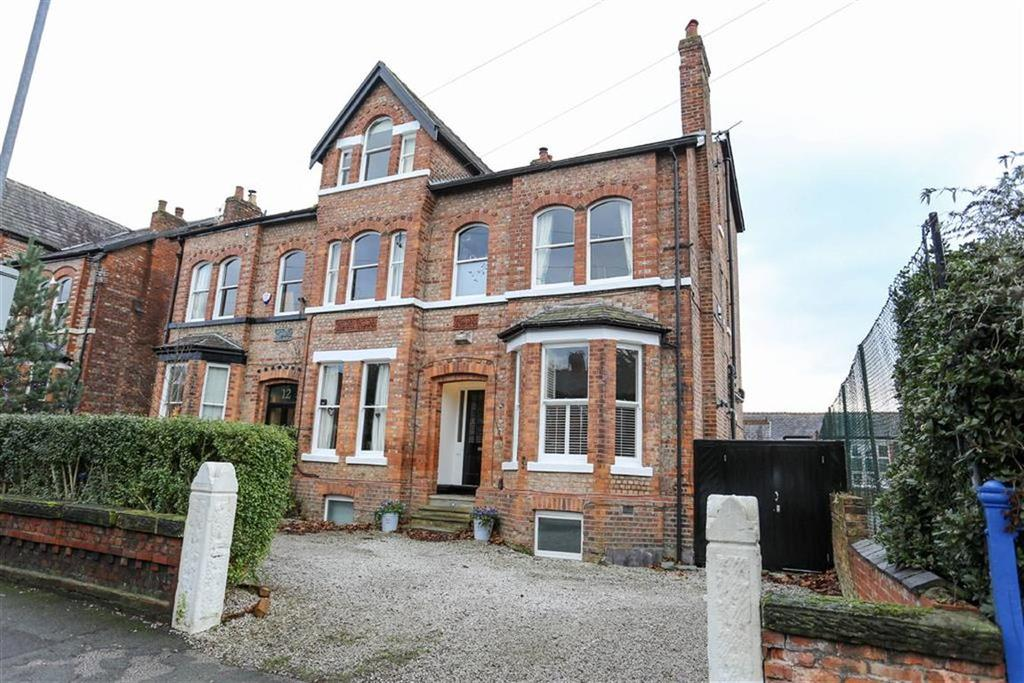 5 Bedrooms Semi Detached House for sale in Atwood Road, Didsbury, Manchester