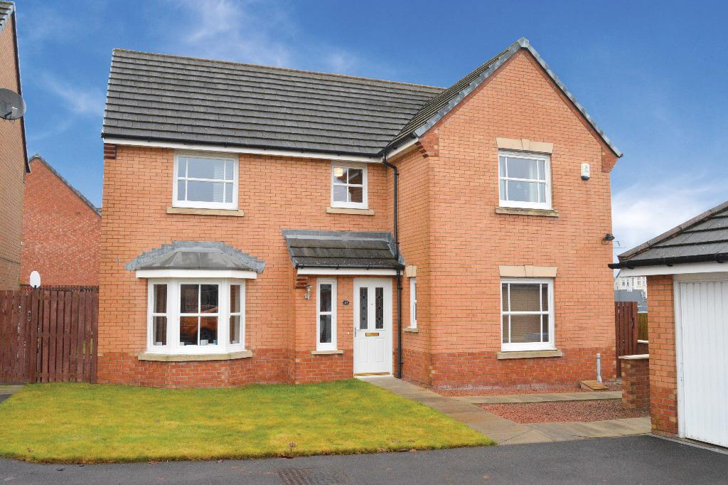 4 Bedrooms Detached House for sale in Henryson Crescent, Larbert, Falkirk, FK5 4GH