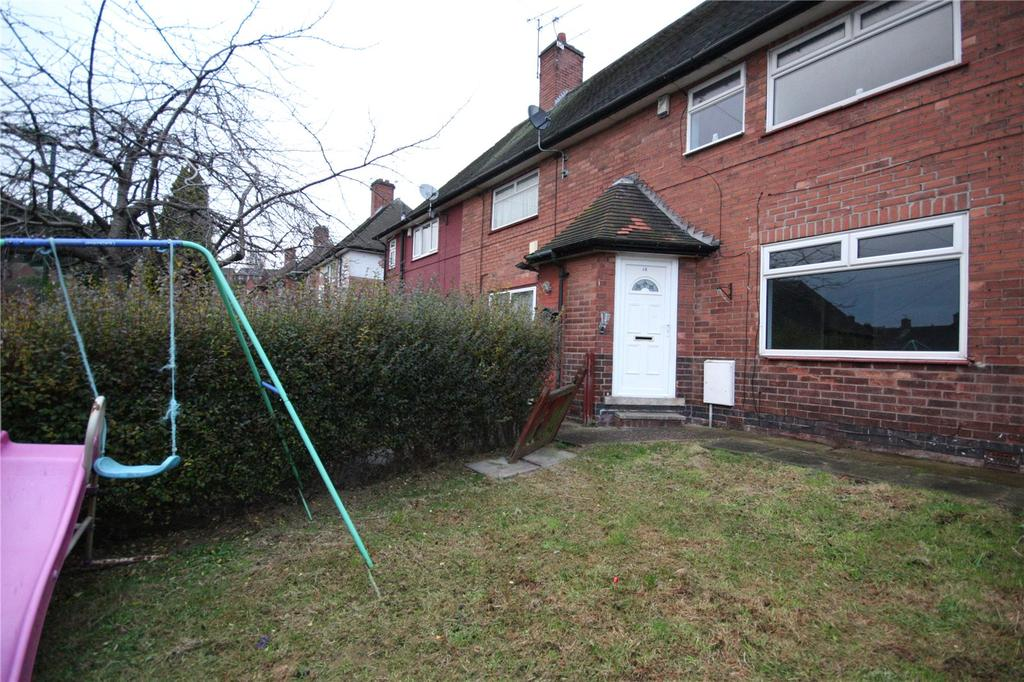 3 Bedrooms Terraced House for sale in Carnwood Road, Nottingham, Nottinghamshire, NG5