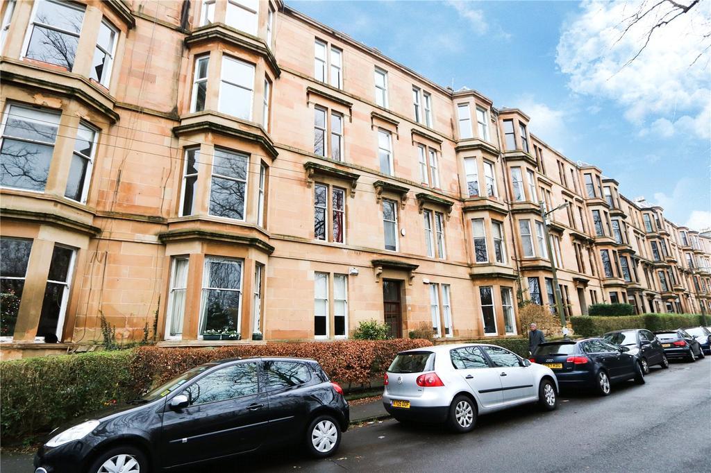 2 Bedrooms Apartment Flat for sale in 3/2, Doune Quadrant, North Kelvinside, Glasgow