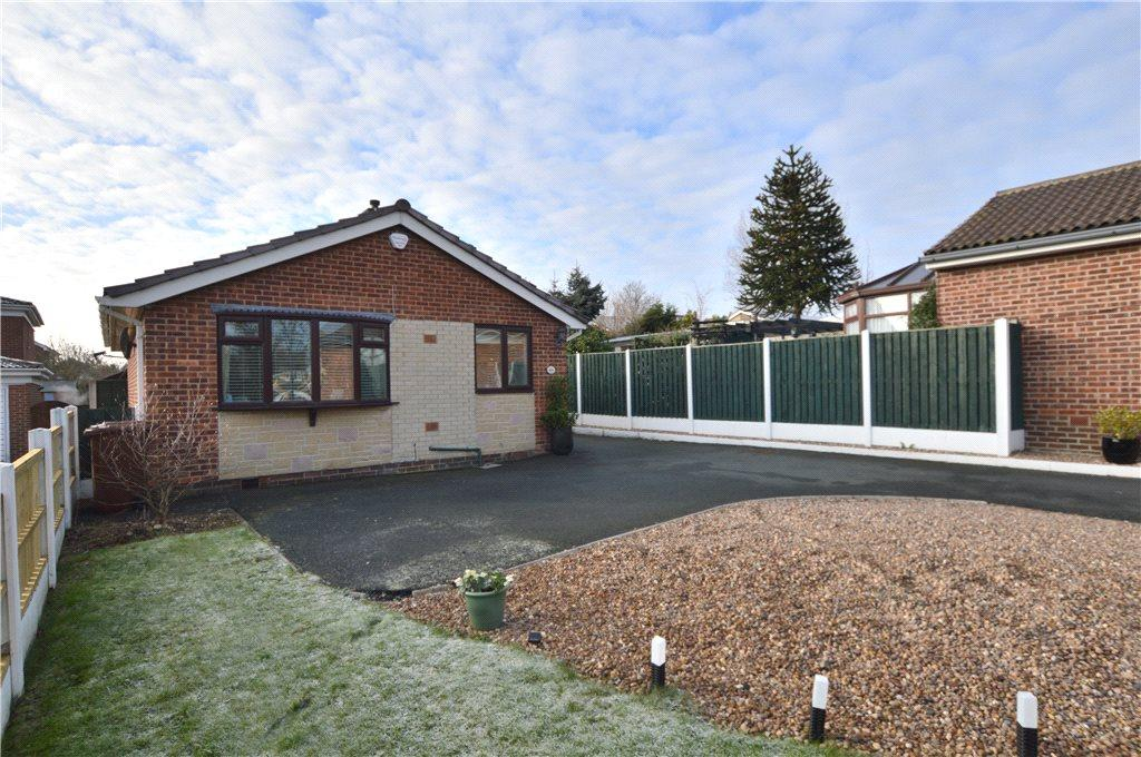 2 Bedrooms Detached Bungalow for sale in Mountbatten Avenue, Sandal, Wakefield, West Yorkshire