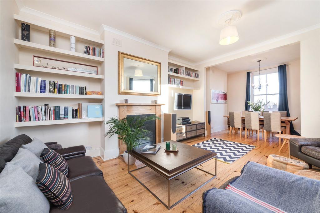 2 Bedrooms Flat for sale in Upper Street, Islington, London