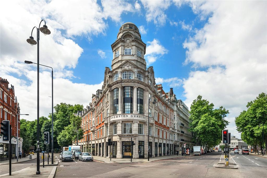 5 Bedrooms Penthouse Flat for sale in Empire House, Thurloe Place, London