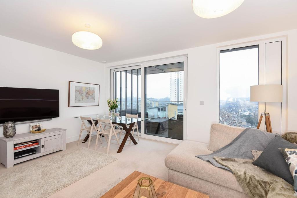 2 Bedrooms Flat for sale in Central Avenue, Fulham