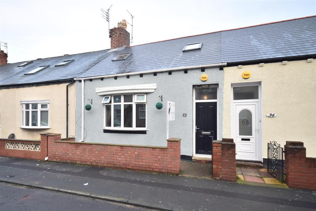 1 Bedroom Cottage House for sale in Bright Street, Sunderland