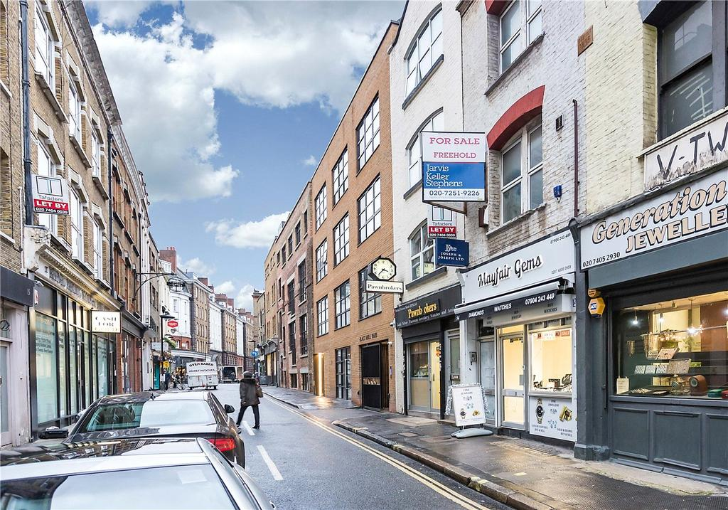 Plot Commercial for sale in Hatton Wall, London, EC1N