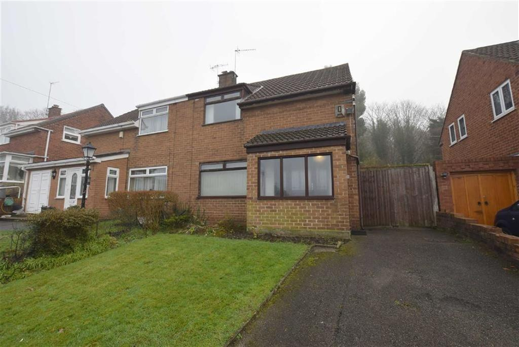 3 Bedrooms Semi Detached House for sale in Buttermere Avenue, CH43