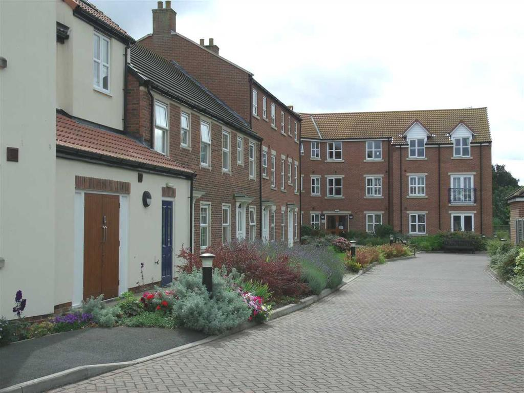 1 Bedroom Apartment Flat for sale in ANCHOLME MEWS, BIGBY STREET, BRIGG