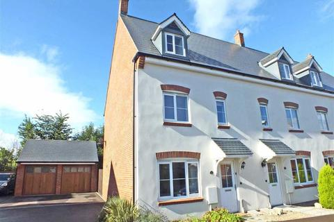 3 bedroom townhouse for sale - Greenacre Way, Bishops Cleeve, Cheltenham, GL52