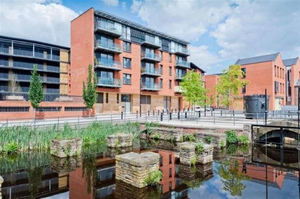 2 Bedrooms Apartment Flat for rent in Rialto, 1 Kelham Square, Sheffield, S3 8SD