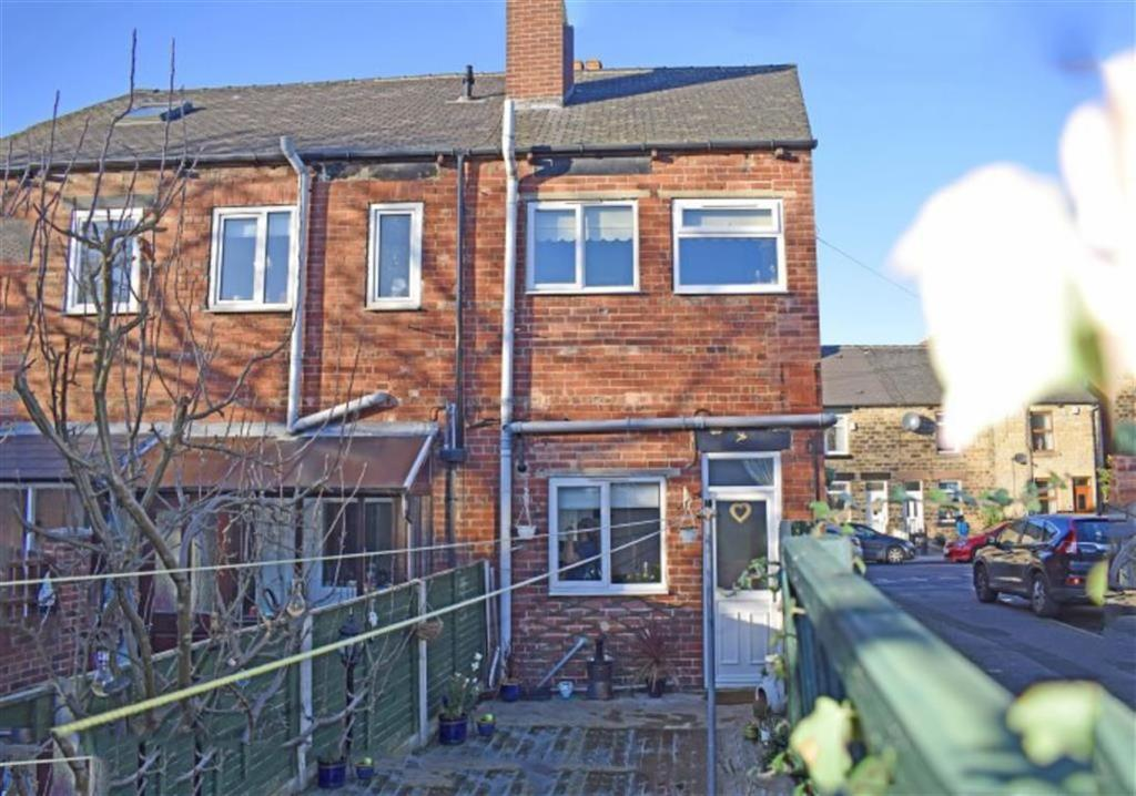 2 Bedrooms End Of Terrace House for sale in Blenheim Road, Barnsley, S70