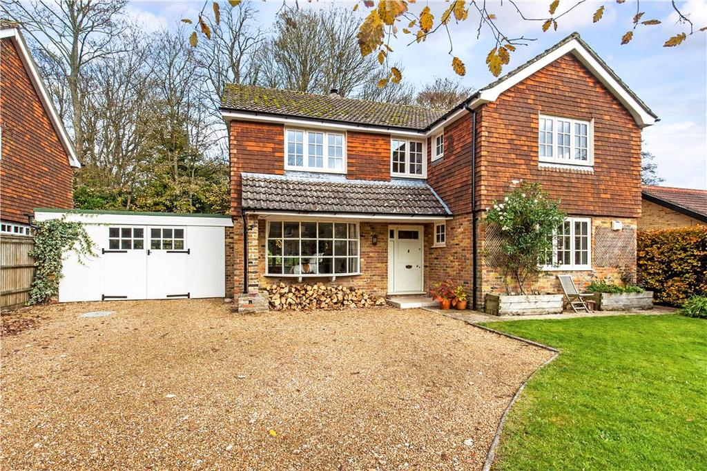 4 Bedrooms Detached House for sale in St Mary Bourne, Andover, Hampshire, SP11